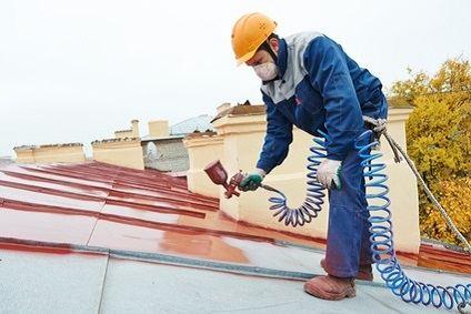 Peinture de toiture à Gagny