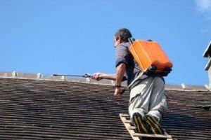 traitement hydrofuge de toit à Troarn